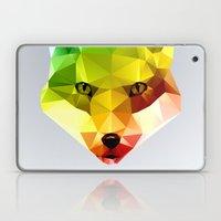 Glass Animal - FOX head Laptop & iPad Skin