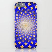 Spinning Pattern iPhone 6 Slim Case