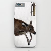 Odocoileus Virginianus iPhone 6 Slim Case