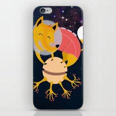Zorrito Planetario iPhone & iPod Skin