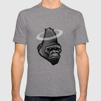 R.I.P. Harambe Mens Fitted Tee Tri-Grey SMALL