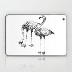 Flamingo Spectacles Laptop & iPad Skin
