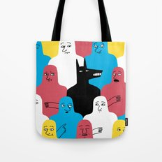 A Wolf Tote Bag