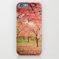 Wind and Leaves iPhone 6 Slim Case