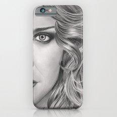 Half Portrait iPhone 6 Slim Case