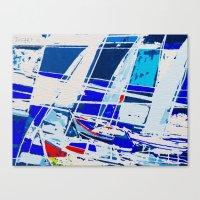 0040-SAILS 1010 Canvas Print