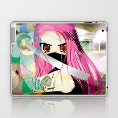 Swordfighter Laptop & iPad Skin