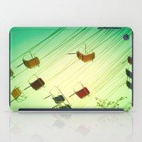 Fly around iPad Case