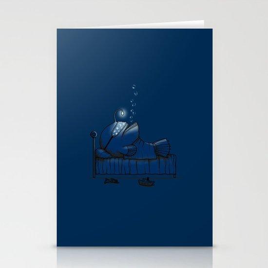 Good Night, Sleep Tight Stationery Card