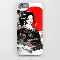 Kyoto Geisha Japan iPhone 6 Slim Case