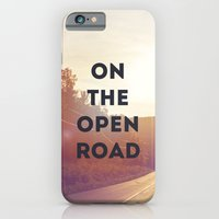 iPhone & iPod Case featuring on the open road. by lissalaine