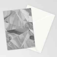 Irregular Marble II Stationery Cards