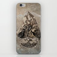 When nature strikes back  iPhone & iPod Skin