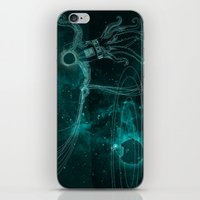 A Birthday Spacetacle! iPhone & iPod Skin