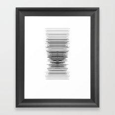 reception Framed Art Print
