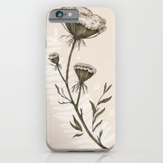 Queen Anne's Lace iPhone 6s Slim Case