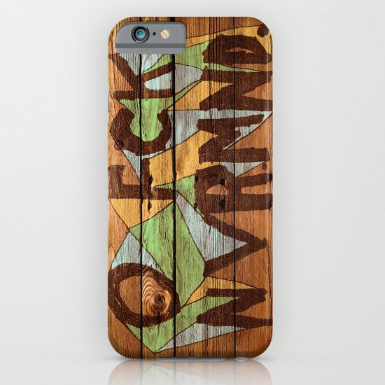 O FCK NVRMND iPhone & iPod Case