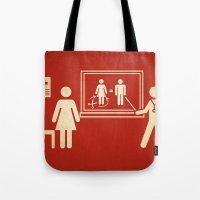 Sex change Tote Bag