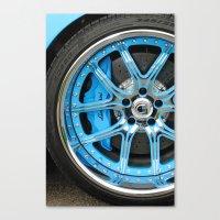 Lamborghini Canvas Print