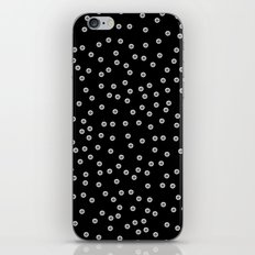Watercolor Dots iPhone & iPod Skin