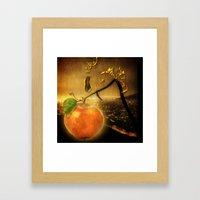 applemoon Framed Art Print