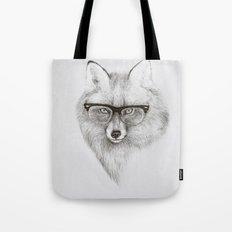 Fox Specs Tote Bag