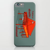 iPhone Cases featuring Double Manual by The Littlest Soprano
