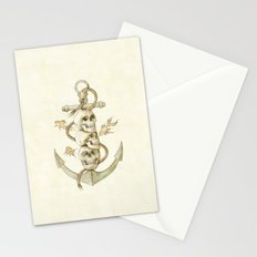 Three Missing Pirates Stationery Cards