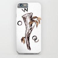 Wood iPhone 6 Slim Case