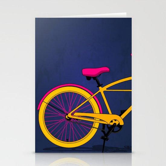 Happy Bike Stationery Card