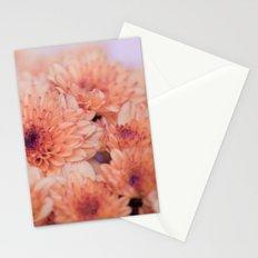 Chrysanthemum flowers 8605 Stationery Cards