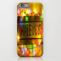 Word that defines a generation? iPhone 6 Slim Case