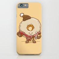 Bacon Scarf Maple Donut iPhone 6 Slim Case