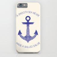 Smooth Sea iPhone 6 Slim Case