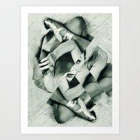 Die Tänzerin · Directo… Art Print