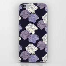lavender roses iPhone & iPod Skin
