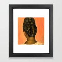 Roberta Framed Art Print