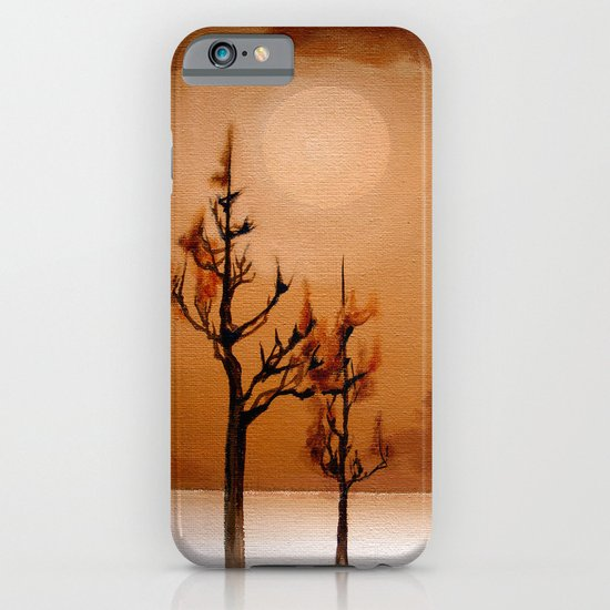 Burnout iPhone & iPod Case