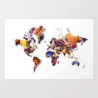 LCN's World Art Print