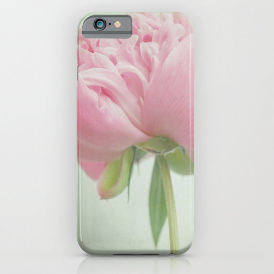 dreaming of peonies iPhone & iPod Case