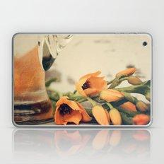 Tulips of orange Laptop & iPad Skin