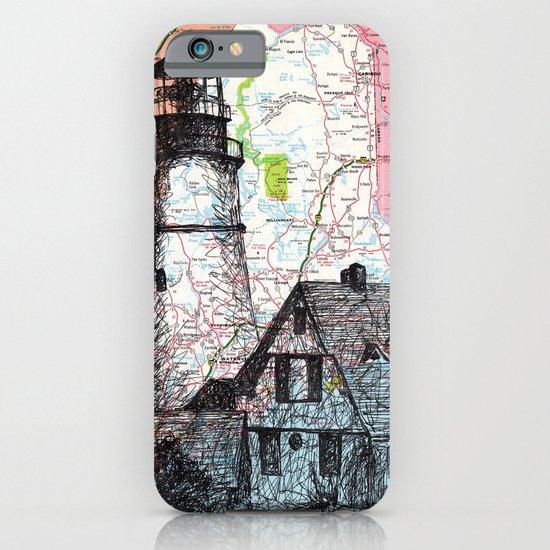 Maine iPhone & iPod Case
