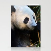 Panda Nap Stationery Cards