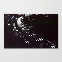 lights over 18 Canvas Print