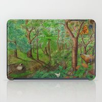 Beautiful Forest iPad Case