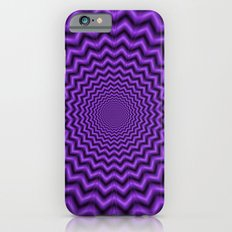 Crinkle Cut in Purple Slim Case iPhone 6s