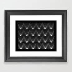 THE OUTBURSTS Framed Art Print