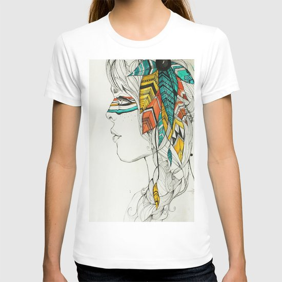 Native Woman T-shirt