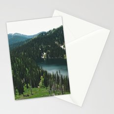 SIAMESE LAKES MONTANA Stationery Cards