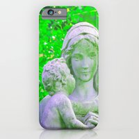 iPhone & iPod Case featuring She Will Listen by AMarloweCanPrint